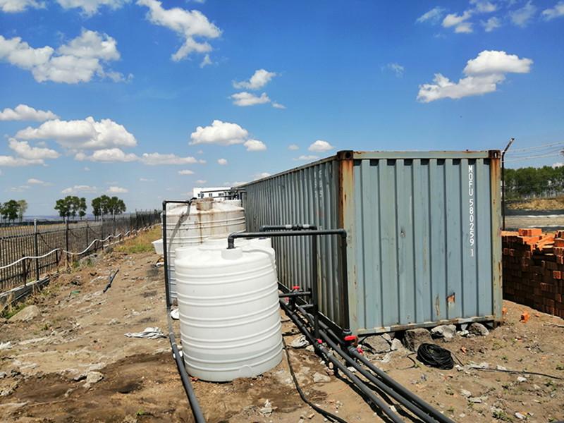 辽宁填埋场应急垃圾渗滤液处理设备项目