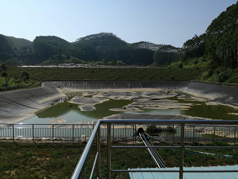 贵州填埋场垃圾渗滤液应急处理项目