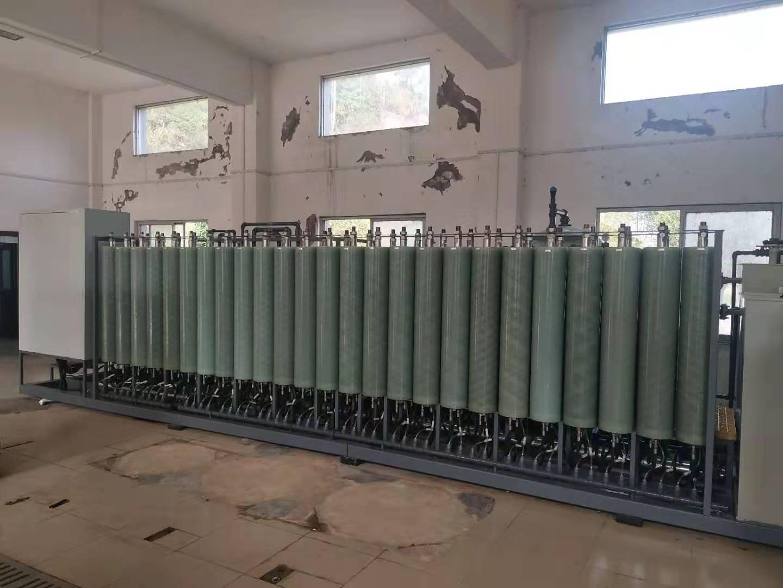 广西填埋场两级DTRO渗滤液处理项目
